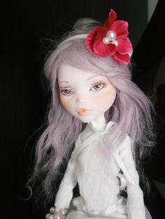 OOAK Custom Monster High Mena Repaint Draculaura by GerakinaDolls, €55.00