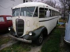 1937 Studebaker Patchett School Bus Buses