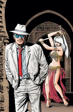 The Spirit by Brian Bolland