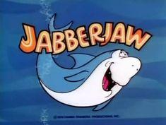 """Jabberjaw"" Hanna-Barbera Cartoon (ABC, 1976 The shark with Curly Howard's voice. Old School Cartoons, Retro Cartoons, Vintage Cartoon, Classic Cartoons, Cool Cartoons, Vintage Toys, Cartoon Photo, Cartoon Tv, Old Tv Shows"