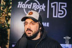 Piotta - #HardRock #Rome 15th Anniversary #Party! #Happybdayhrcrome #Borntorock