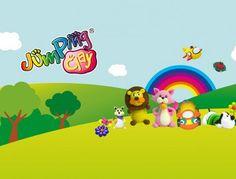 Taller de manualidades para niños en #PuertoVenecia. Formas y personajes de Angry Birds. Más info: http://www.puertovenecia.com/post/38-jumping-clay