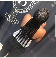 Great Tips On Caring For Your Hair. Devoting a few extra minutes to caring for your hair will go a long way in enhancing the way you look and feel. Black Girl Braids, Braids For Black Hair, Braids For Kids, Girls Braids, African Braids Hairstyles, Braided Hairstyles, Layered Hairstyles, Hairdos, Curly Hair Styles