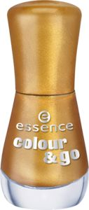 colour & go nail polish 157 my fortune cookie - essence cosmetics