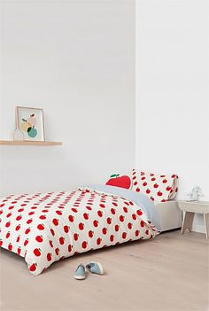 Apple Single Quilt Cover