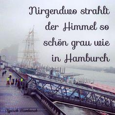 Spruch typisch Hamburch