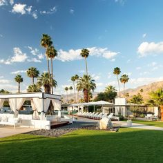 L'Horizon - Palm Springs, California - In increasingly hip South Palm Springs, L'Horizon is a brand new reopening for summer Palm Springs California, California Travel, Southern California, Palm Springs Resorts, Ski Resorts, Palms Hotel, Great Hotel, Winter Travel, Travel
