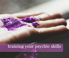 No matter if you were born with fabulous psychic senses, there is still training to be done. Even Mozart needed a few piano lessons. #psychic development #spiritual growth