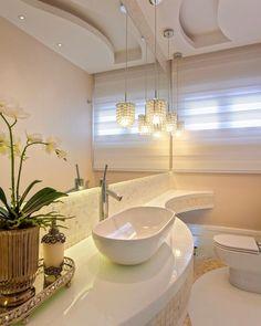Iniciando com este banheiro delicado e belo que encontrei no @decoreseuestilo. Amei! Projeto Iara Kilaris www.homeidea.com.br Face: /homeidea Pinterest: Home Idea #homeidea #arquitetura #ambiente #archdecor #archdesign #projeto #homestyle #home #homedecor #pontodecor #homedesign #photooftheday #interiordesign #interiores #picoftheday #decoration #revestimento #decoracao #architecture #archdaily #inspiration #banheiro #regram #home #casa #grupodecordigital