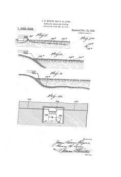 Patent US1322622 - Wireless signaling system - Nov 25, 1919