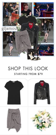 """""""2016 The Late Show with Stephen Colbert (5/03)~ Dakota Johnson"""" by snugget9530 ❤ liked on Polyvore featuring rag & bone, Acne Studios and Isabel Marant"""