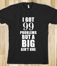 Big Sis Lil Sis Reveal - I Got 99 Problems But A Big Ain't One
