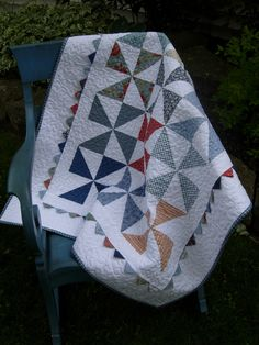 "/""Country Fair/"" Quilt Pattern By Brandywine Design-Will make 53/"" x 59/"" Quilt"