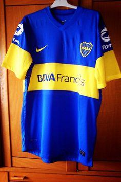 Boca Juniors football shirt 2011 Football Uniforms d47e38743a3a5