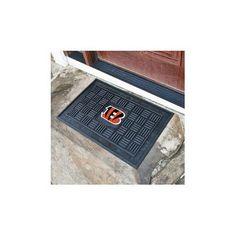 FANMATS NFL - Cincinnati Bengals Medallion Doormat
