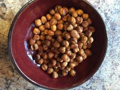 Spicy Oven-Roasted Chickpeas Recipe - CHOW