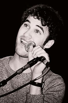 He could sing me to sleep any day of the week!