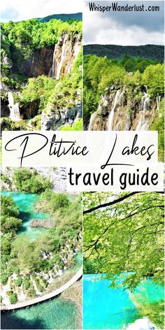 best things to do in Plitvice Lakes | plitvice lakes croatia | plitvice lakes itinerary | things to see in plitvice lakes | plitvice lakes bucket list | plitvice waterfall | visit plitvice lakes #plitvicelakes #croatia #plitvicewaterfall