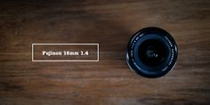 Fujinon 16mm 1.4 — Neill Soden