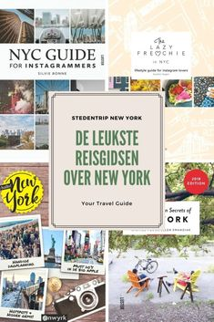 De leukste reisgidsen voor je stedentrip naar New York New York Travel Guide, Lonely Planet, Solo Travel, National Geographic, Need To Know, Things To Do, Road Trip, Nyc, Blog