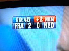5/3 Frankrike mot Holland - Frankrijk-Nederland