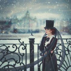 Margarita Kareva Top Hat