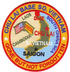 USAF-BASE-PATCH-CHU-LAI-BASE-SO-VIETNAM-GONE-BUT-NOT-FORGOTTEN