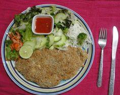 Aprende a preparar milanesas empanizadas con ajonjolí y amaranto con esta rica y fácil receta. Las pechugas de pollo empanizadas son una comida muy versátil, muy...