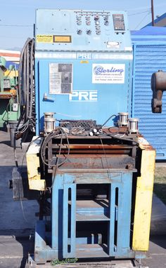 "10 Ga. x 24"" Used Lodge & Shipley Cut To Length Line with Rowe 12,000 Lbs. Coil Reel, Press Room Straightener/Feed and a Lodge & Shipley Cut-Off Shear, Mdl. 2CT24,  #9319 **LOCATED IN ROSEMEAD, CA**"