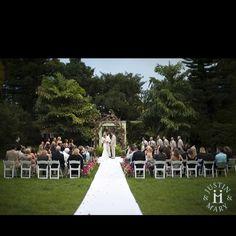 Garden wedding mbbg