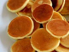 Recette Pancakes japonais  Dorayaki