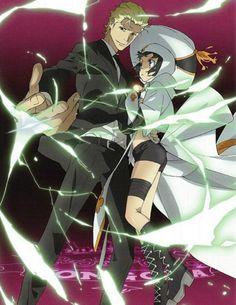 Katekyo Hitman Reborn Gamma and Yuni/Uni
