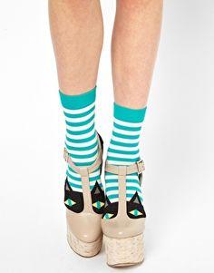 Eley Kishimoto Cat Socks