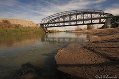 Colorado River at Yuma, Arizona