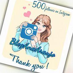 Acordei com essa 500 seguidores no insta e mais 5 para 500 na Fanpage também.  É úmida alegria ver os números crescendo assim. Muita dedicação. Eu so tenho a agradecer a vocês que curtem e seguem o blog.  OBRIGADO       #BlogAnaAraujo #anaaraujo #instablogger #blogueiras #youtuber #instablog #thankyou #blogueirassp #instalike #instadaily #instagood #agradecida