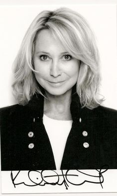 "Felicity Kendal (""Felicity, Felicity, you fill me with electricity"" ... Look it up if you don't know :p)"