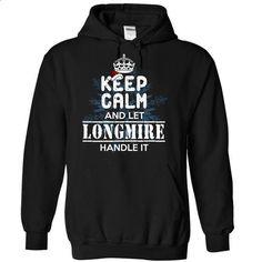 TA2011 IM LONGMIRE - #mom shirt #disney hoodie. ORDER HERE => https://www.sunfrog.com/Funny/TA2011-IM-LONGMIRE-tclct-Black-5158824-Hoodie.html?68278