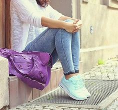 Air Max Thea Bleu Turquoise Et Rose
