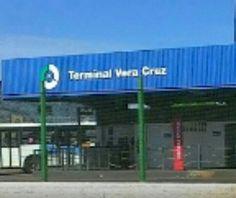 Terminal Vera Cruz- Goiânia-Goiás- Brasil   Ônibus Urbano