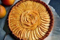 blog culinaire tarte aux pommes