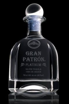 Bring on The Patron!!!