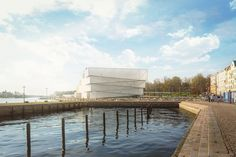 Galeria - Proposta para o Museu Guggenheim Helsinki / Vazio S/A - 6
