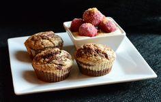 Vanilje og sjokolade-havremuffins - en nydelig start på dagen!