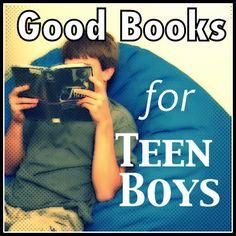 good books for teen boys