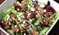 French Country Salad - 10 Healthy Foods That Make You Feel Full Fast Healthy Food List, Healthy Salads, Healthy Recipes, Healthy Foods, Healthy Dinners, Healthy Cooking, Post Workout Food, Workout Meals, Workouts