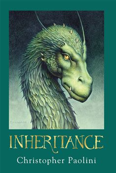 Inheritance - Christopher Paolini, need to read