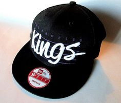 Los Angeles Kings NHL Snapback New Era 9Fifty Menswear Ball Cap Hat Hockey 36f21d06b4e6