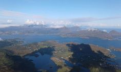 #Skottind summit. #Ballstad #Lofoten #HattvikaLodge Lofoten, Great View, Norway, Grand Canyon, Scenery, Hiking, Travel, Walks, Viajes
