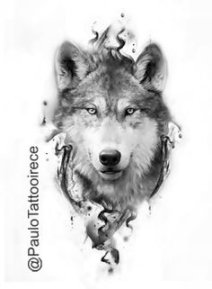 Art for interested tattoos only on ibox. Wolf Tattoo Forearm, Tribal Wolf Tattoo, Wolf Tattoos Men, Wolf Tattoo Sleeve, Wolf Tattoo Design, Badass Tattoos, Animal Tattoos, Sleeve Tattoos, Tattoo Designs