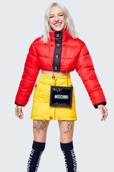 a9bfbc591b H M unveils its new Moschino collaboration  15 looks you need to see